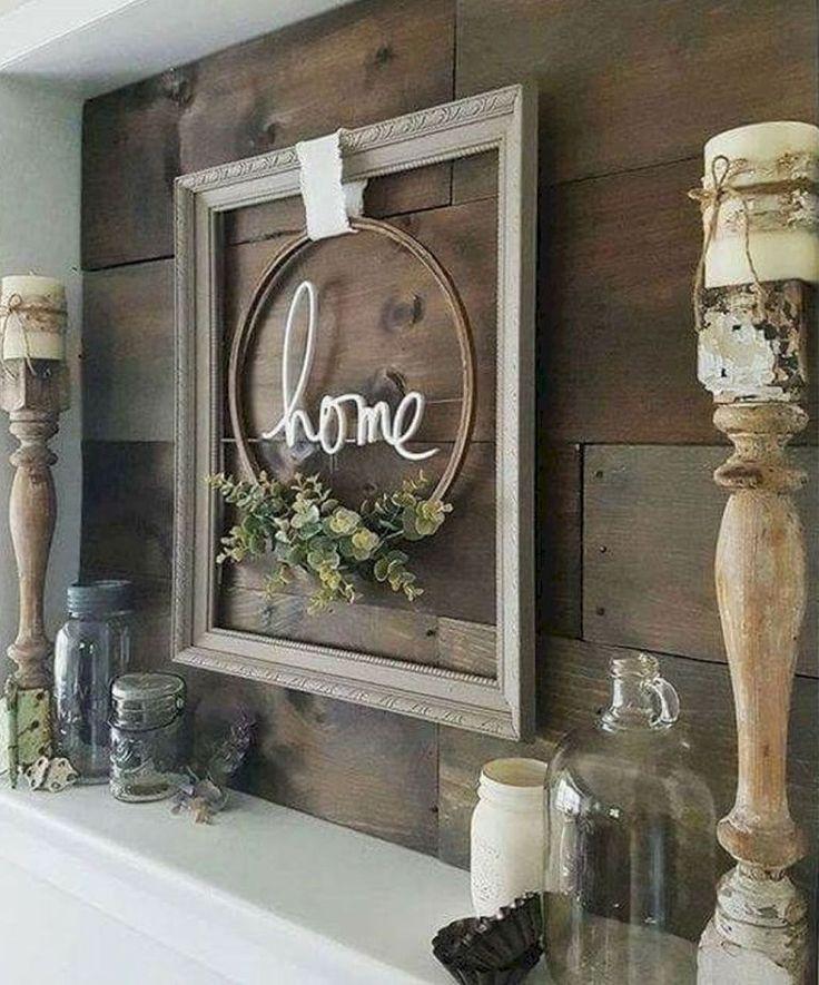49 Fresh Farmhouse Home Decor Ideas