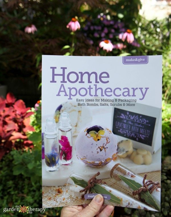 Diy Crafts Book Announcement Make Give Home Apothecary Easy