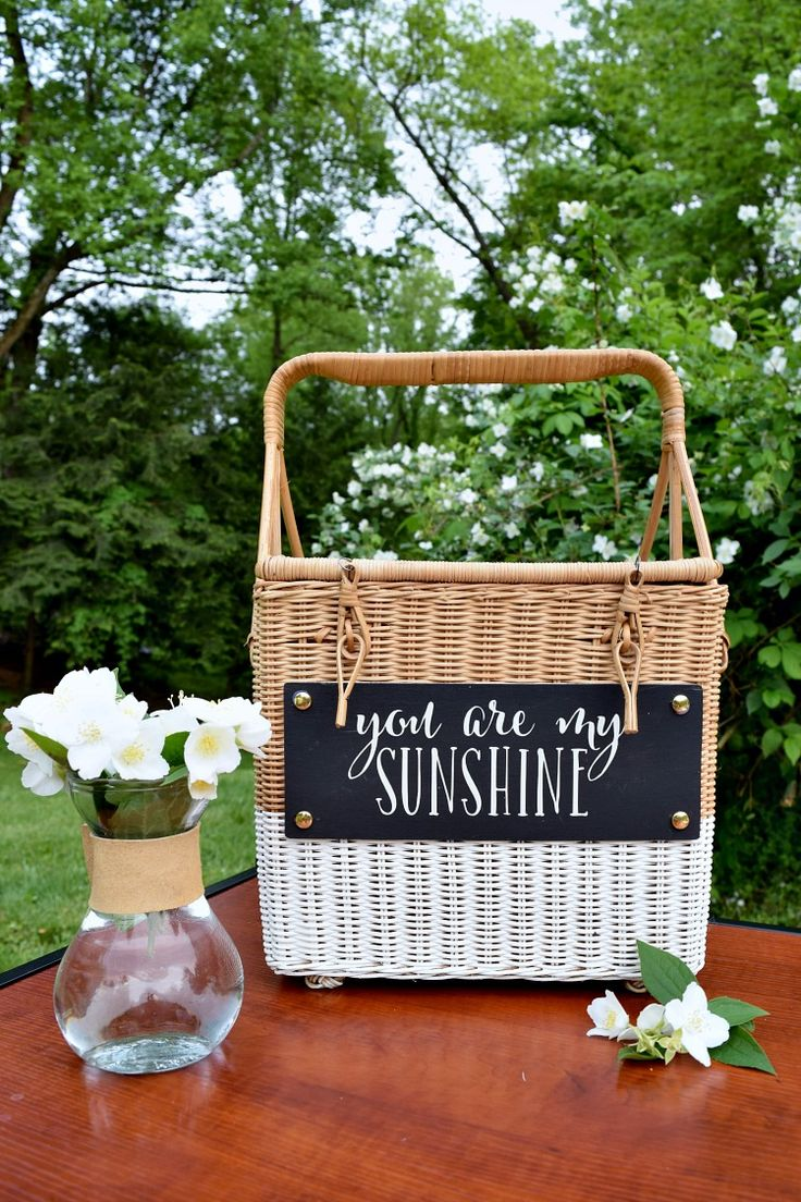 Diy Crafts Diy Personalized Picnic Basket Diyall Net Home Of Diy Craft Ideas Inspiration Diy Projects Craft Ideas How To S For Home Decor With Videos