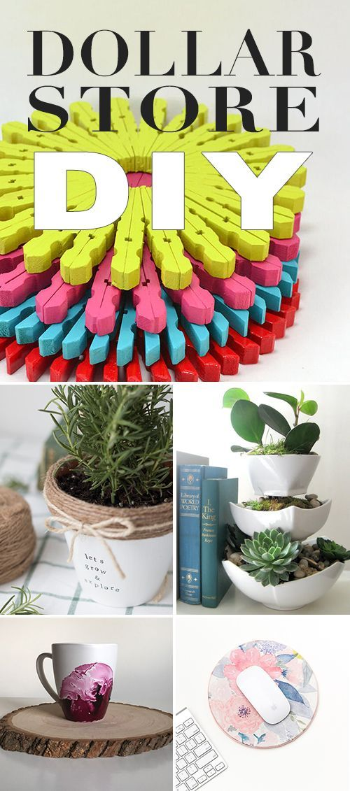 Dollar Store DIY (updated)! • We just updated our post with some of the latest...