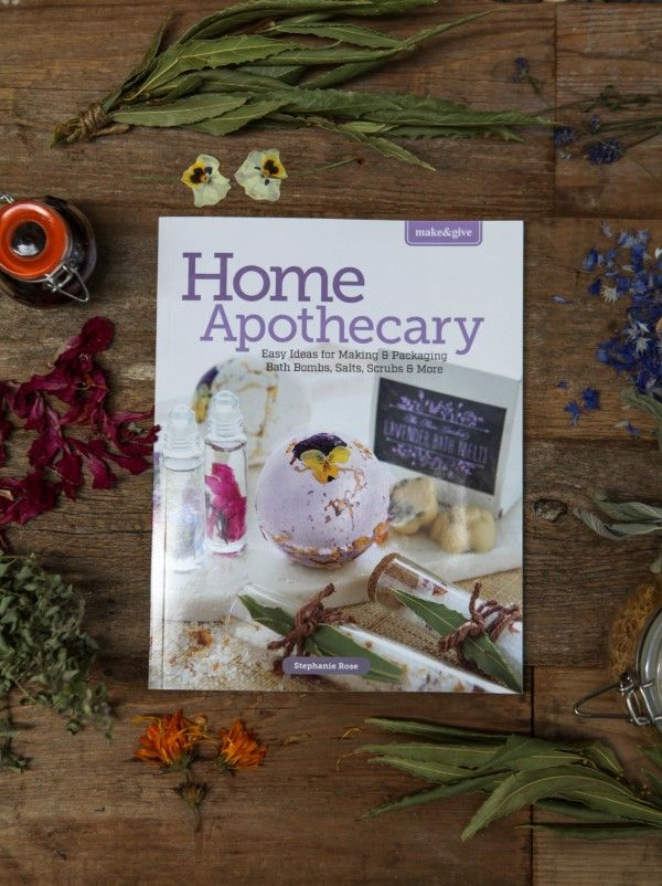Diy Crafts Make Give Home Apothecary Easy Ideas For Making