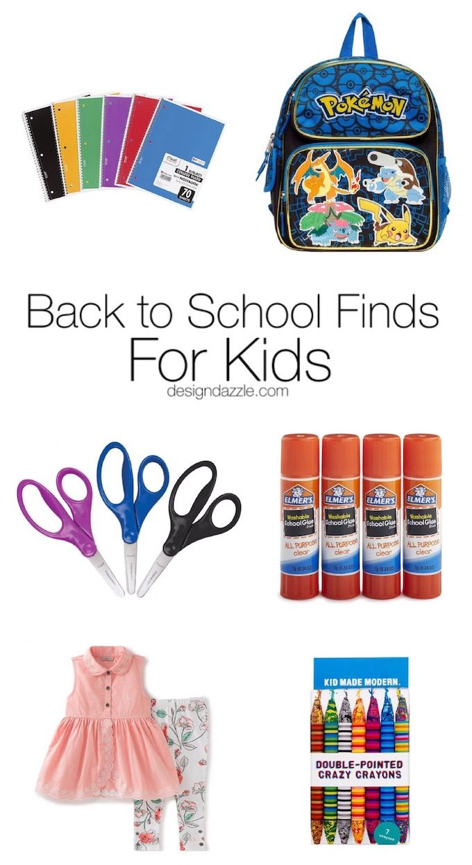 No need to go around to five different stores for back to school shopping! Buy a...