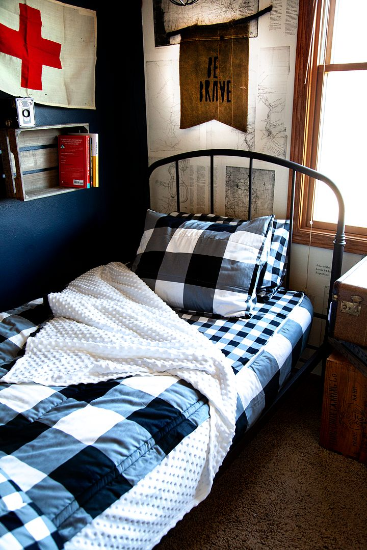 Our mornings & nights have been transformed with our favorite new bedding from B...