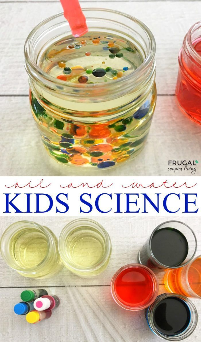 Science Experiments at Home for Kids on Frugal Coupon Living. Have fun with a cr...