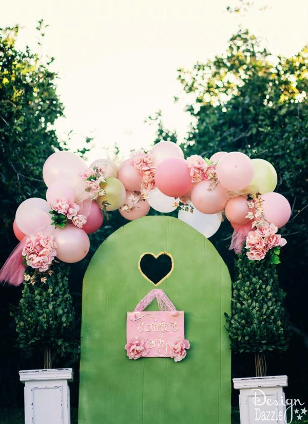 The details on this affordable Fairy Tea Party is amazing! Create the high-end l...