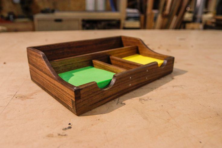 Diy Crafts Use A Piece Of Scrap Wood To Make A Simple Desk