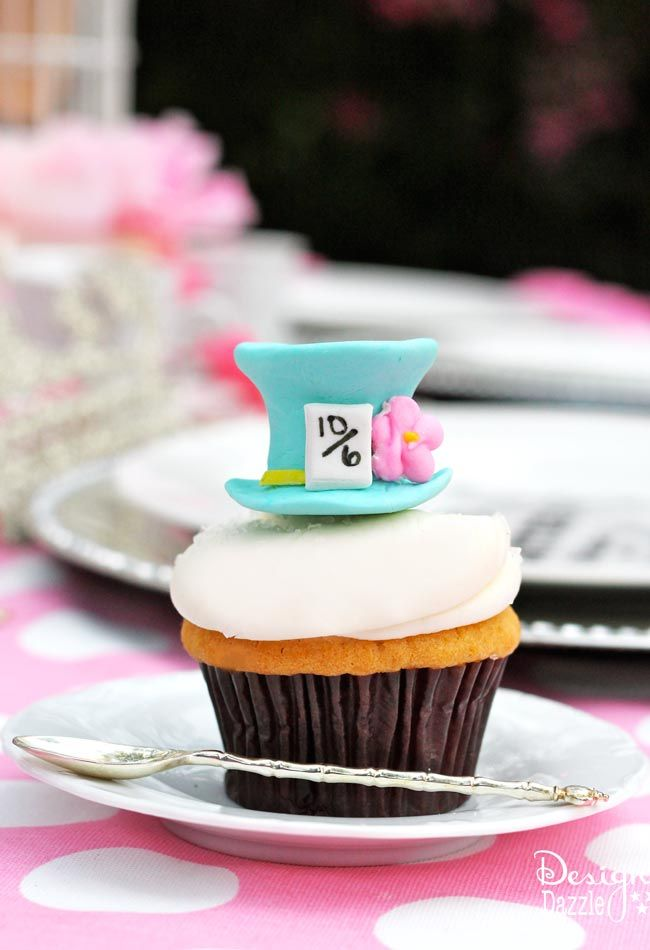 Vintage Glam Alice in Wonderland party with DIY tips, tutorials and repurposing ...