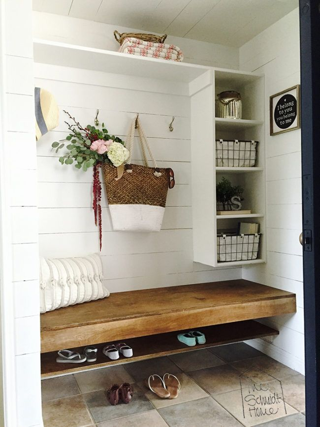 11 Stunning Examples of Farmhouse Shiplap Paneling: I'm dreaming of a farmho...