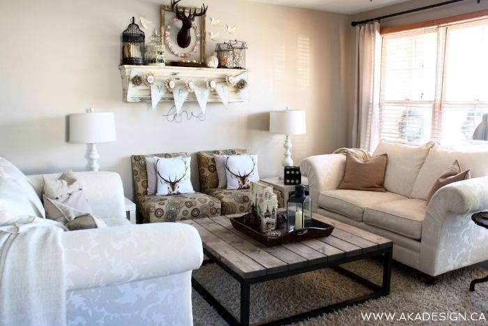 DIY Brickmaker's Coffee Table – Restoration Hardware Inspired Pin for whitew...