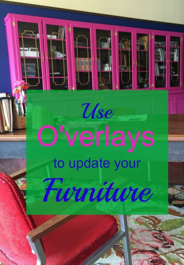 Do you have a tired old piece of furniture that could use a new life? Let O'...