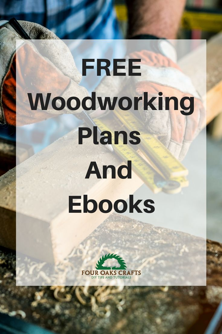 Get FREE woodworking plans and ebooks. Check out my list of plans and ebooks. I ...