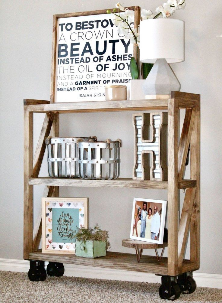 I am beginning to learn more and more just how much I love industrial touches. T...