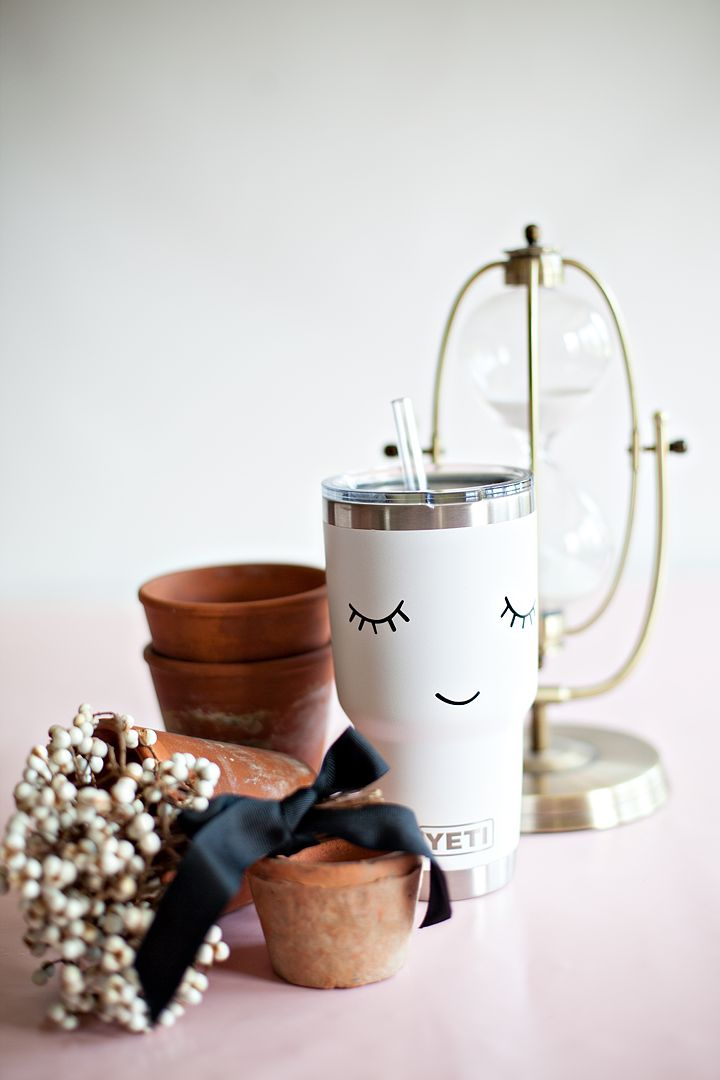 Are you a @Yeti lover like me? I love to personalize my Yeti Tumblers with my @c...