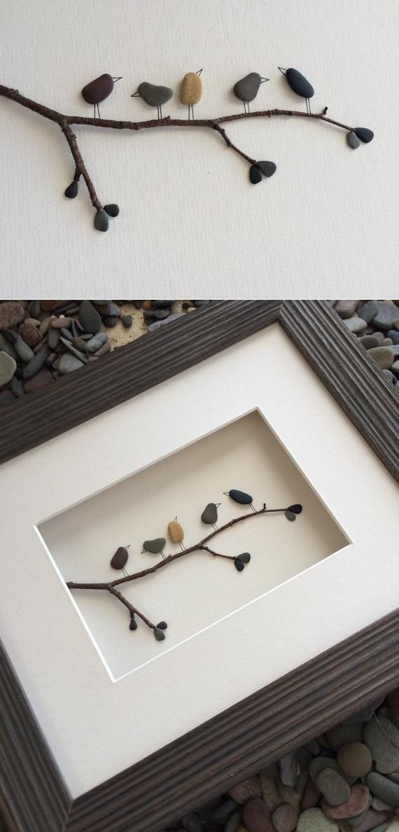 Creating Powerful Imagery Through the Simplicity of Pebbles