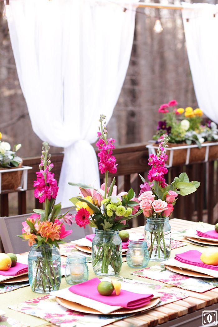 DIY Patio Style  www.charmingincha...