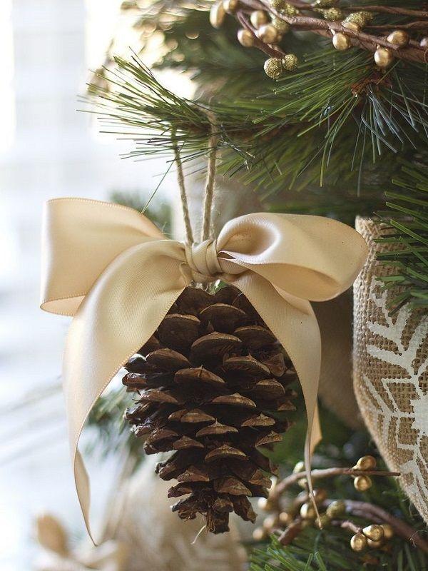 Diy Crafts Diy Acorn Ornaments Diyall Net Home Of Diy Craft
