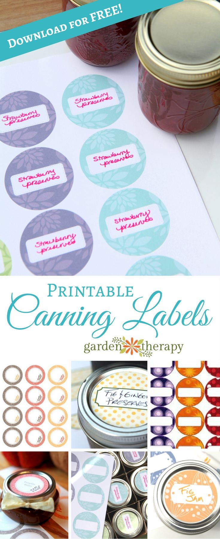photo about Free Printable Canning Labels known as Do it yourself Crafts : Totally free Printable Canning Labels - a great number of layouts in direction of