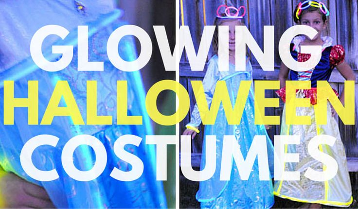 Glowing Halloween Costumes are a great way to add a little extra safety to a spo...