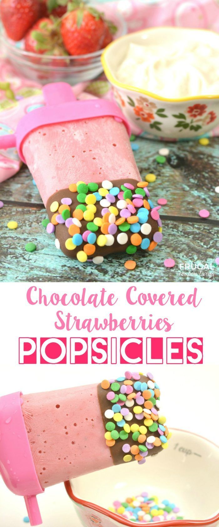 Twist up this popular dessert into a tasty treat for summer,Chocolate Covered ...