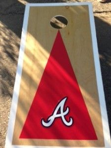 Build your own customized corn hole toss