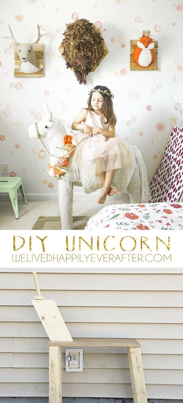 How To Build A Unicorn | A Magical DIY