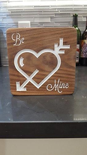 Love is in the Air |  This decorative decor set is perfect for Valentine's Day o...