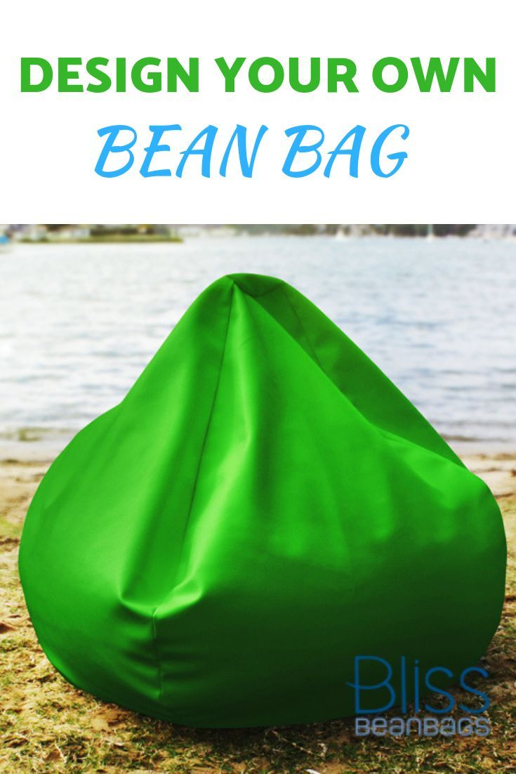DESIGN YOUR OWN BEAN BAG!  #circularbeanbags #beanbags #homedecor #indordecor #o...