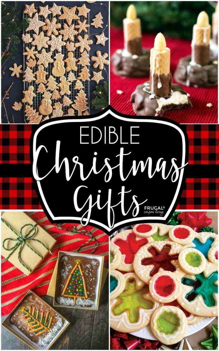 Diy Crafts Homemade Edible Christmas Gifts Last Minute Gift Ideas