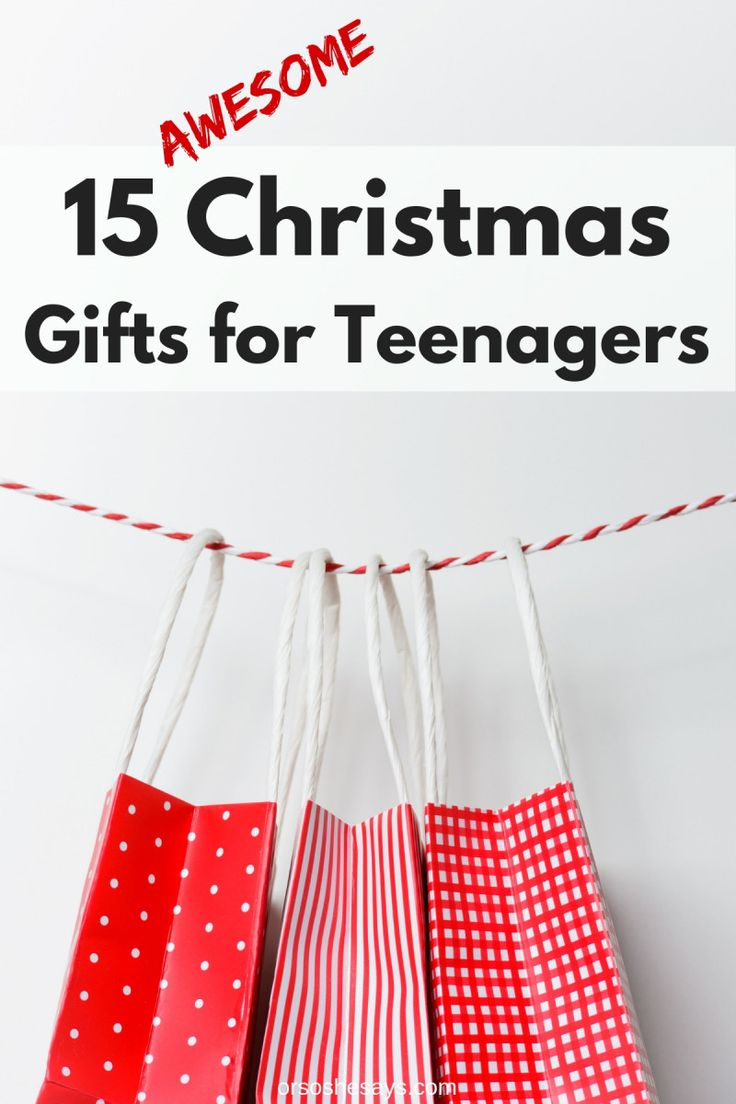 DIY Crafts : 15 Awesome Christmas Gifts for Teenagers on www ...