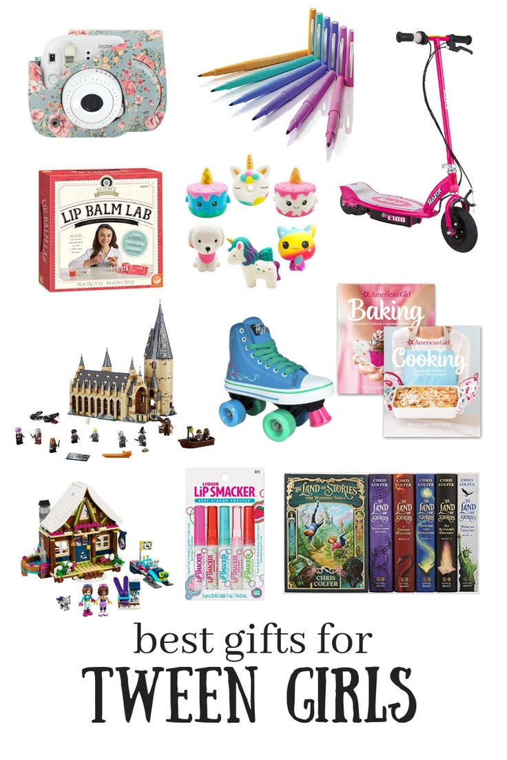 Diy Crafts Best Gifts For Tween Girls Holiday Guide Tweengirls