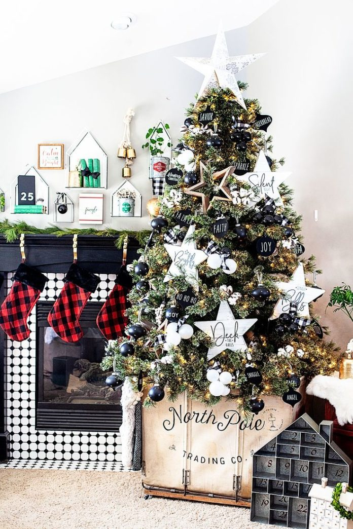 Michaels Christmas Crafts.Diy Crafts Create A Beautiful Canvas Christmas Tree Cart