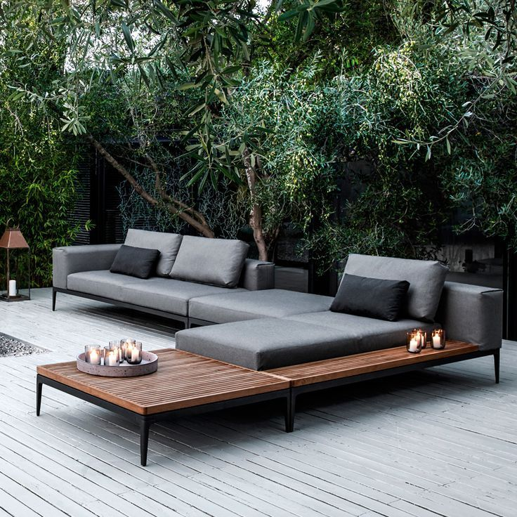 Houseology.com's collection of outdoor furniture will transform your garden in...