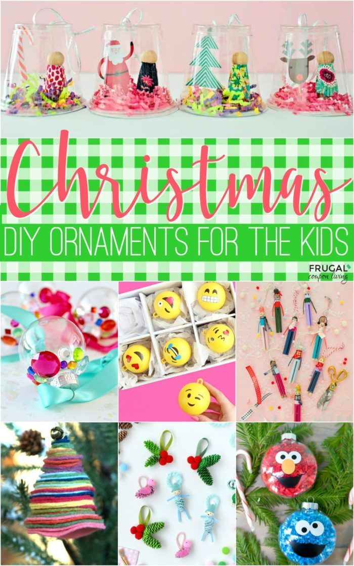 Diy Crafts Kid Approved Homemade Christmas Ornaments Create A