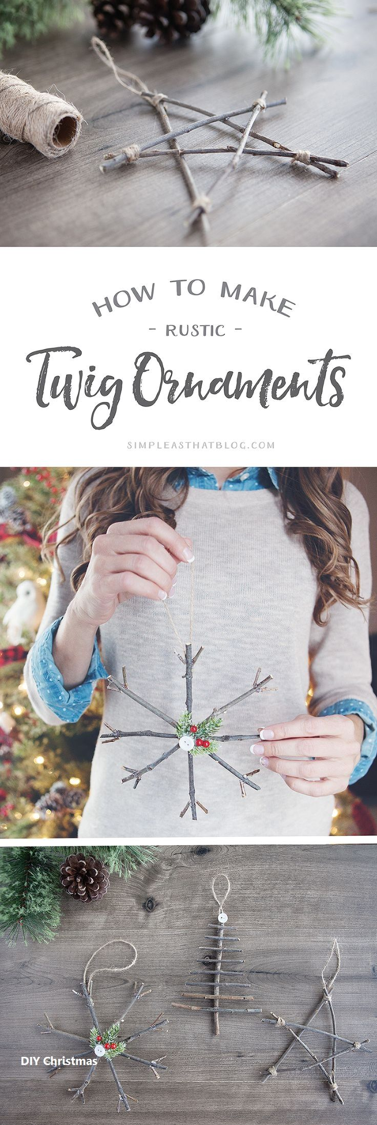 New DIY Christmas 2019 Trends #diychristmas