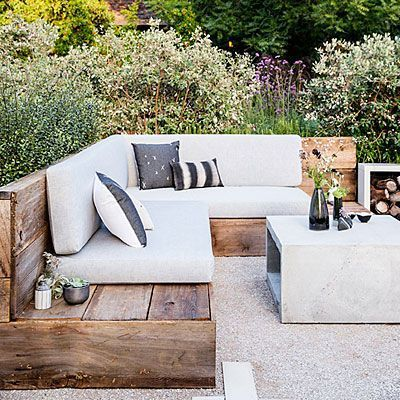 Reclaimed style - Favorite Outdoor Furniture - Sunset