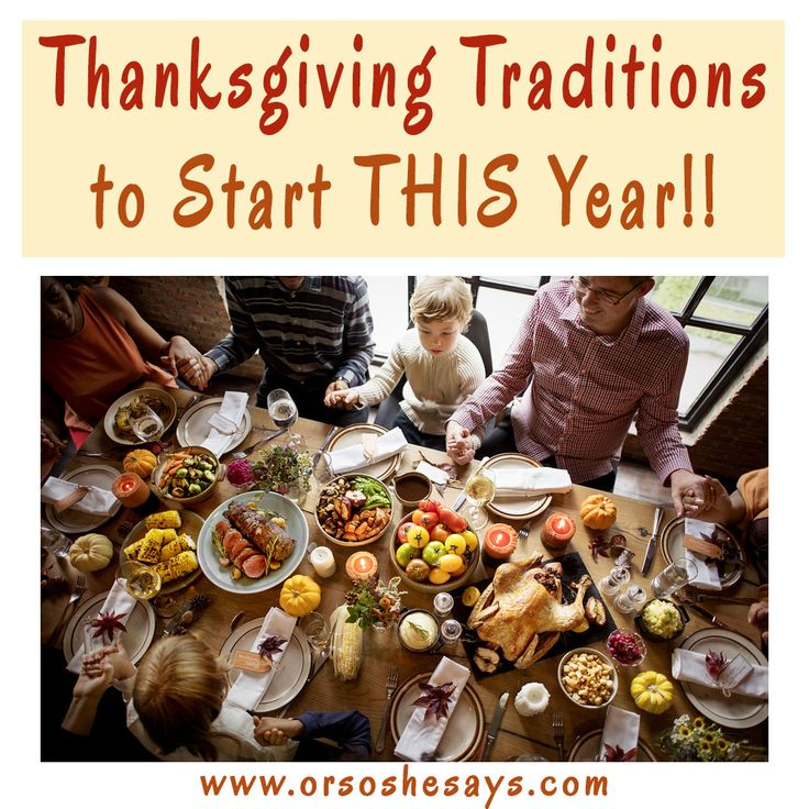 Thanksgiving is coming right up and with Halloween behind us, now is the perfect...