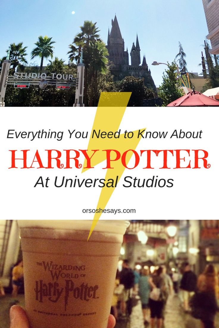 The Wizarding World of Harry Potter is open on the west coast at Universal Studi...