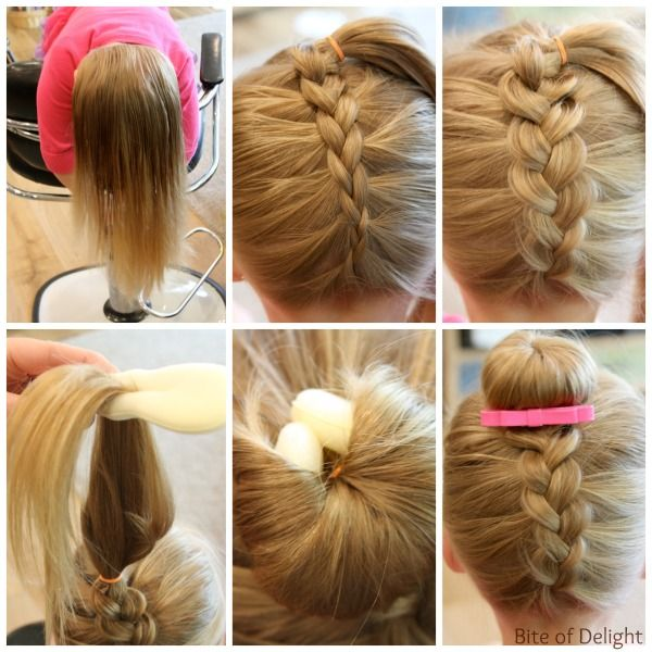 Diy Crafts These Cute Bun Hairstyles For Girls Will Have