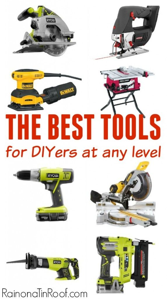 Best Tools For Diy Projects Woodworking Homeowners Bes