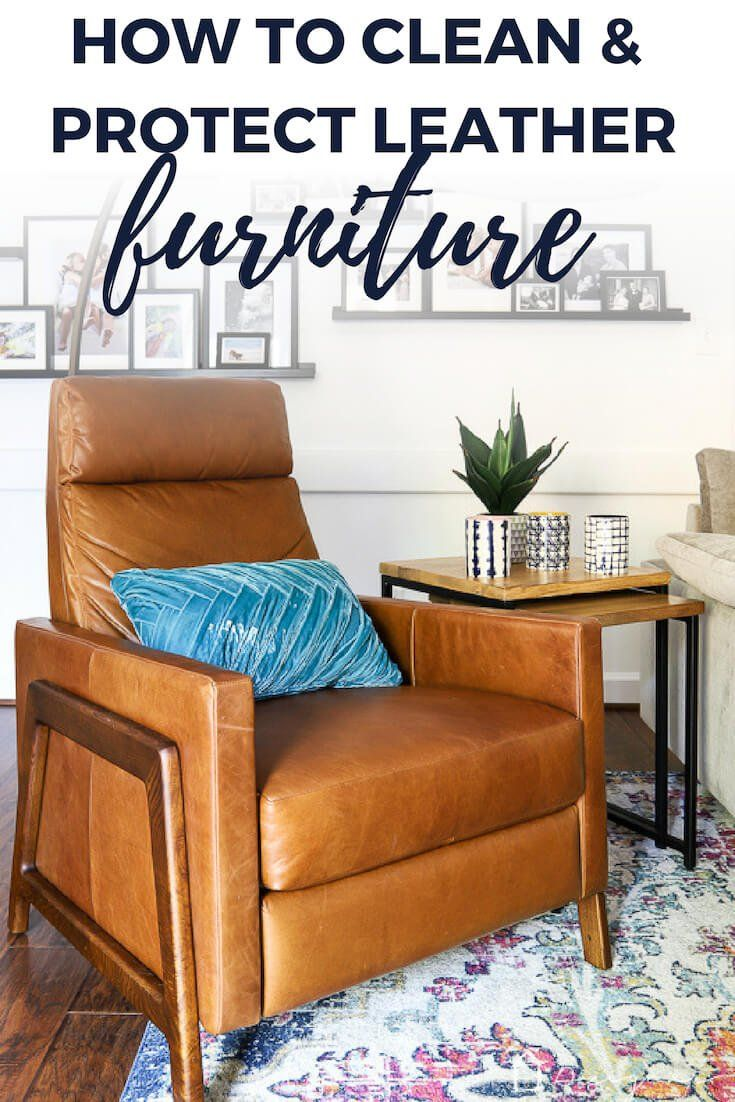 Leather furniture is a gorgeous and expensive investment! The best way to keep i...