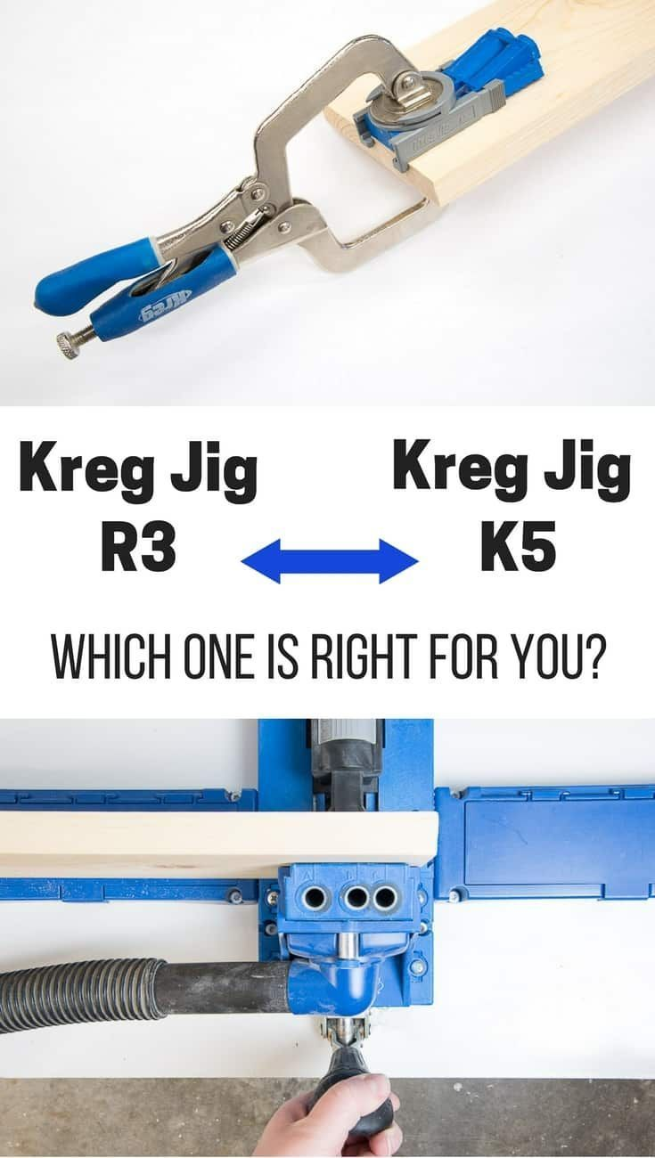 So many woodworking plans call for a Kreg Jig, but which one should you get? I'l...