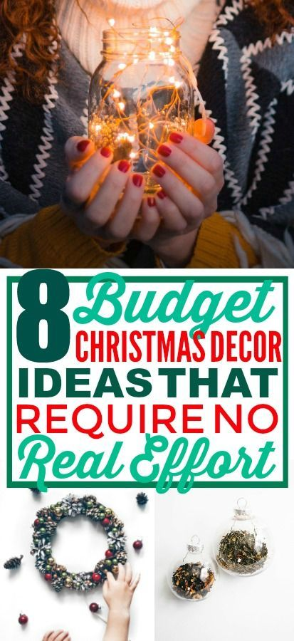 These are some awesome Christmas decor ideas! I'm glad I found these awesome bud...