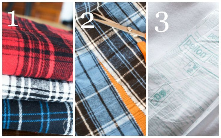 Easy to make cozy FLANNEL BLANKET. Make this in colors that work with your decor...