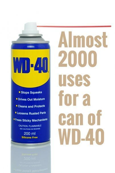 Almost 2000 uses for a can of WD40   Essential Home Care Hacks   Best DIY Tricks...