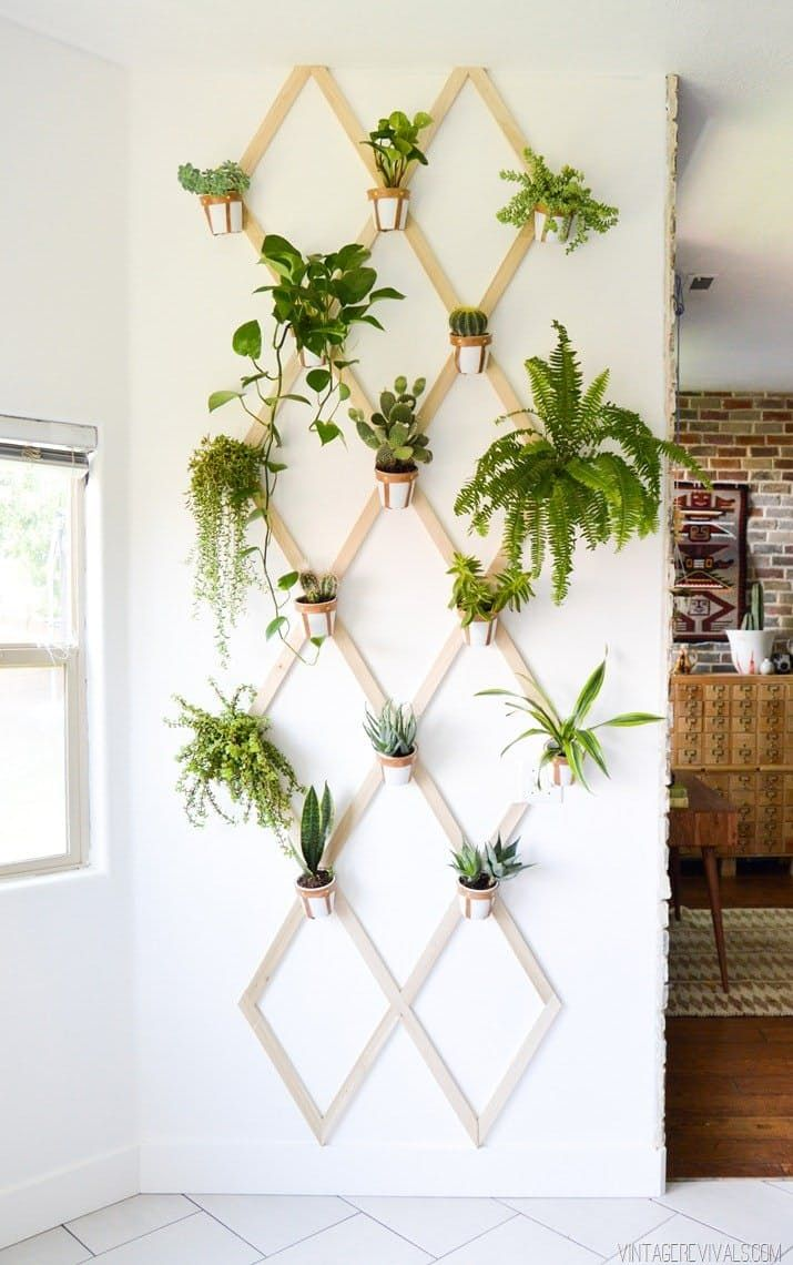 Diy Crafts 7 Ways To Fill A Wall That Are As Useful As They Are