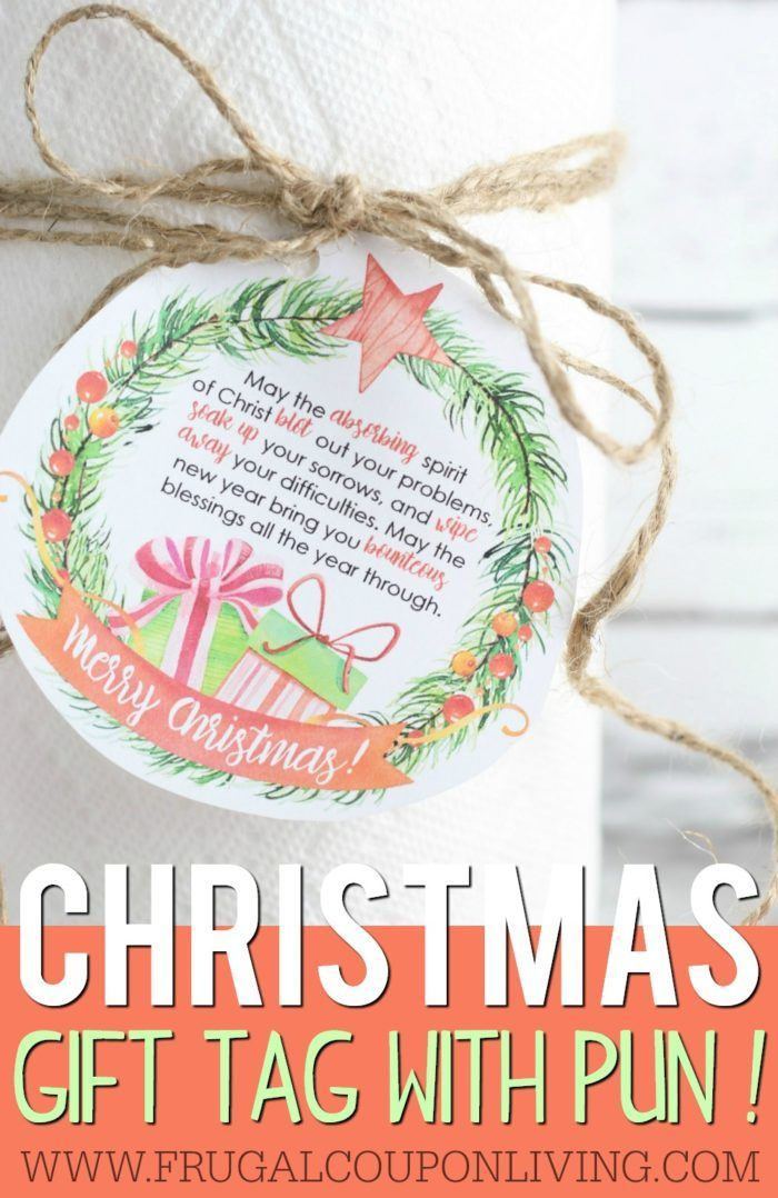 Diy Crafts Bible Study Christmas Gift Idea Pun Christmas Gift