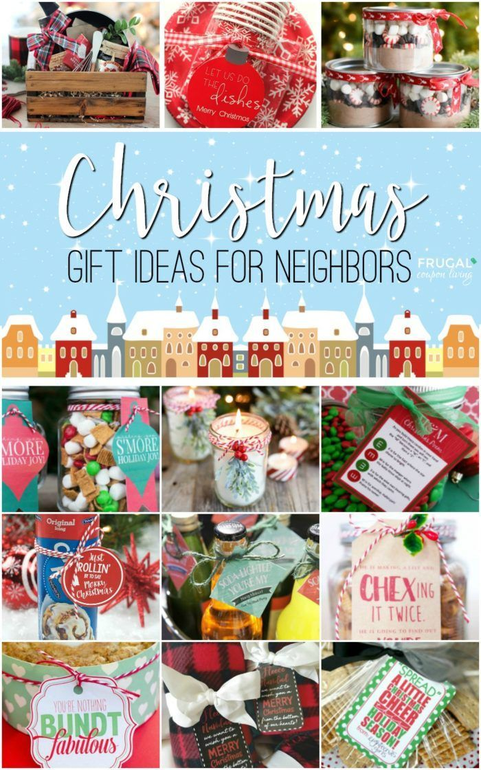 Diy Crafts Christmas Gift Ideas For Your Neighbors Co Workers