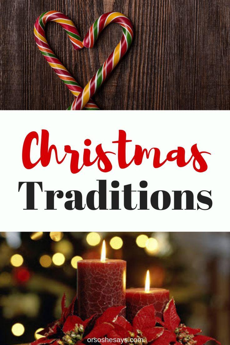 Christmas Traditions Around the World - www.orsoshesays.com #christmas #traditio...