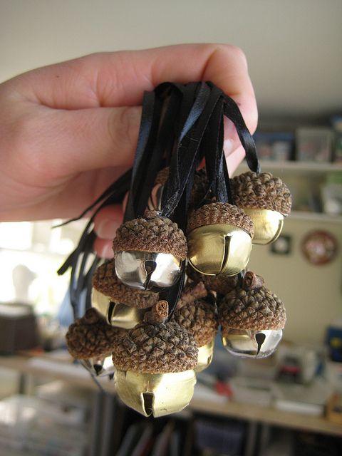 DIY acorn project