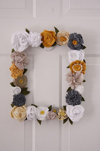 Flower Frame.